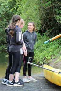 Rowing - this is still a boat!